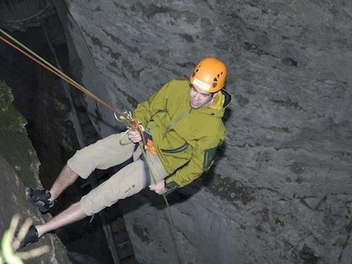 Klettergurt Abseilen : Abseilen in der cholerenschlucht alpinschule adelboden