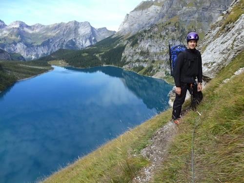 Klettersteig Engstligenalp : Erlebniswelt engstligenalp klettersteig chälligang adelboden